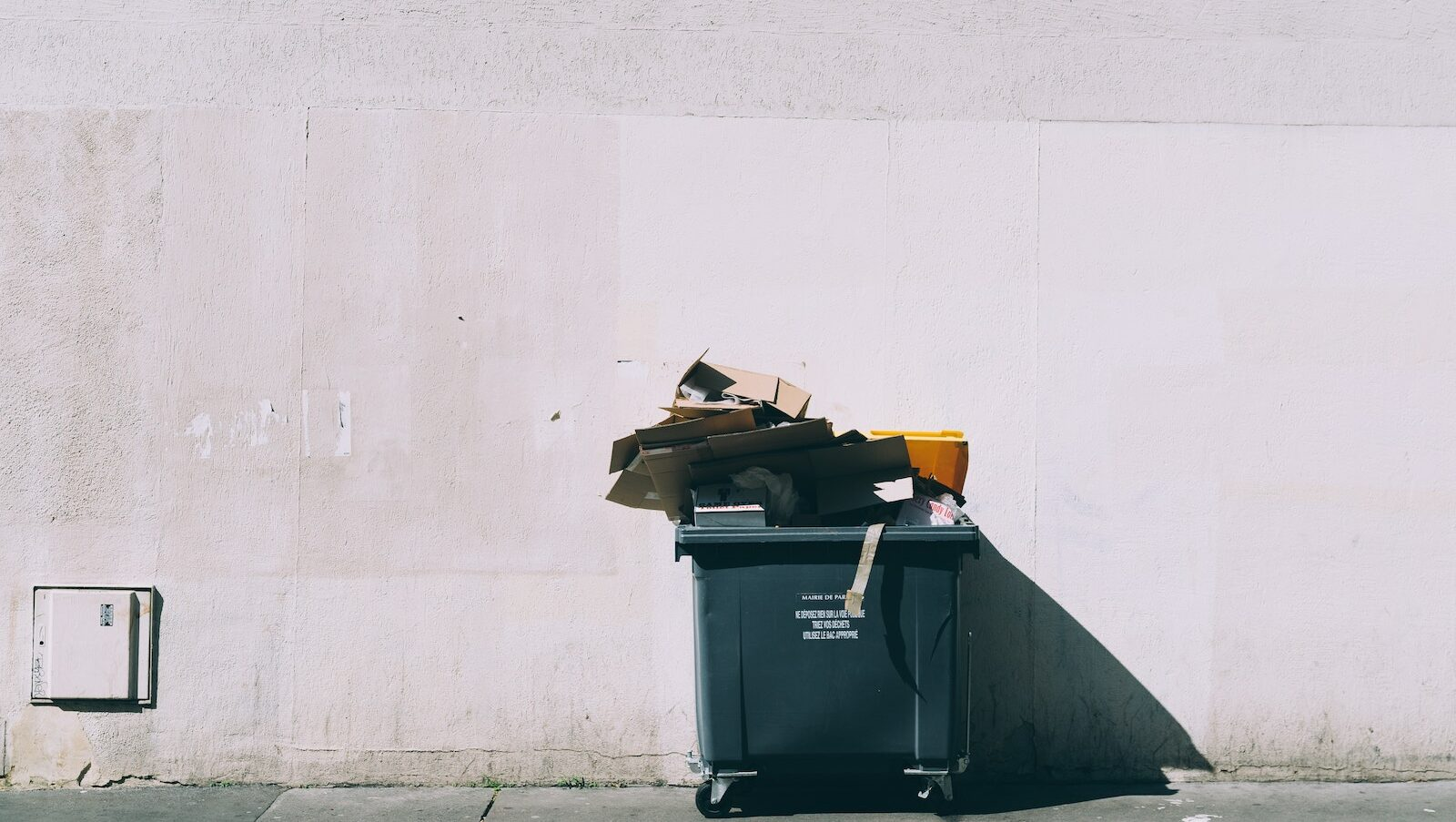 9 Ways You Can Sustainably Throw Away Your Stuff