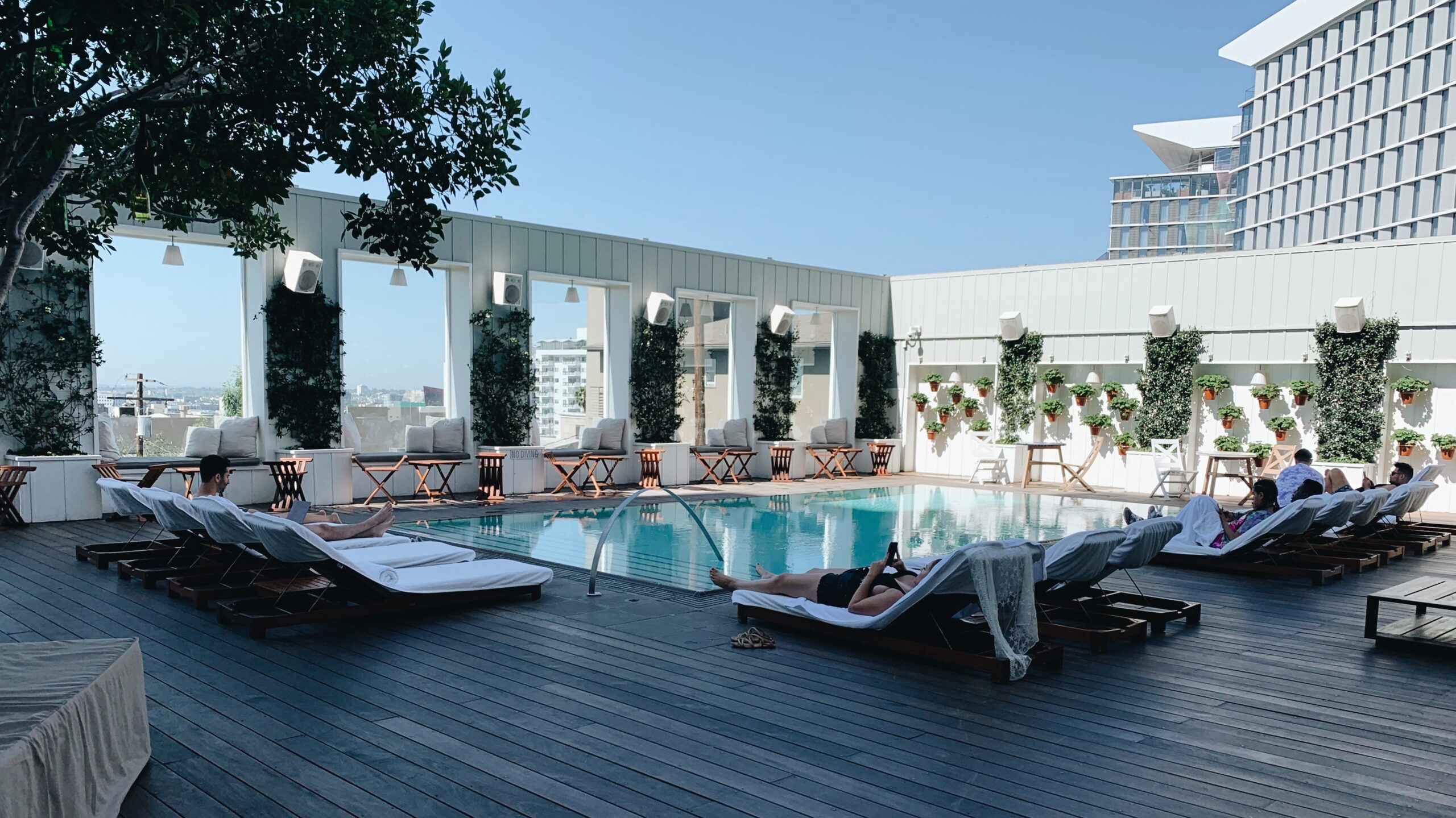 15 coolest hotels you'll find in Los Angeles