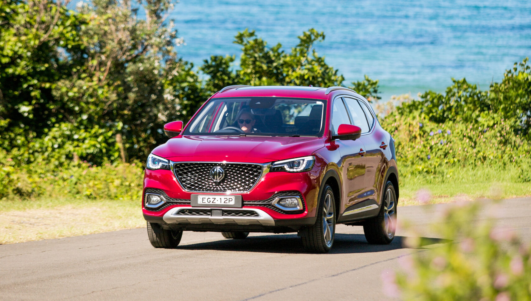 MG HS Essence (2021) SUV Review: More car for your money