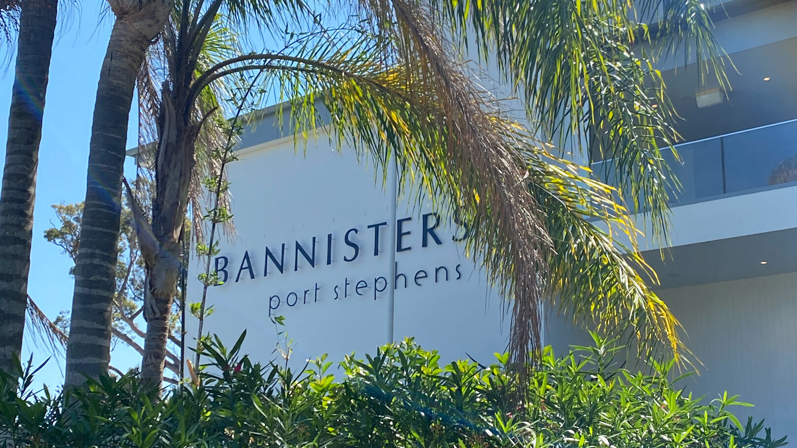 Bannisters Hotel Port Stephens review