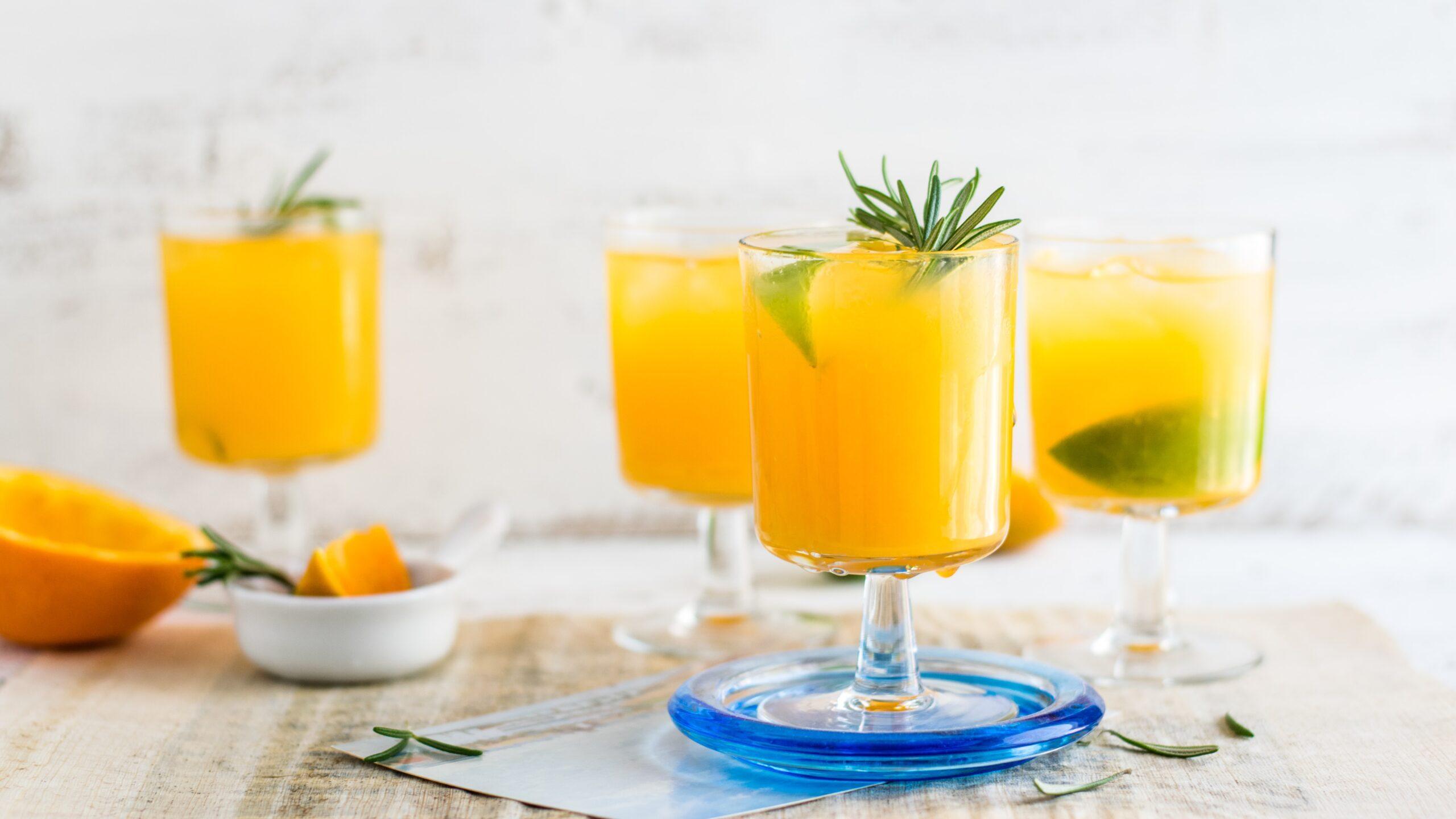 The best mango spritz recipe from an expert